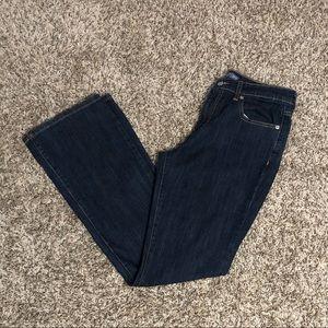 Dark wash Levi's Bootcut Jeans 💙